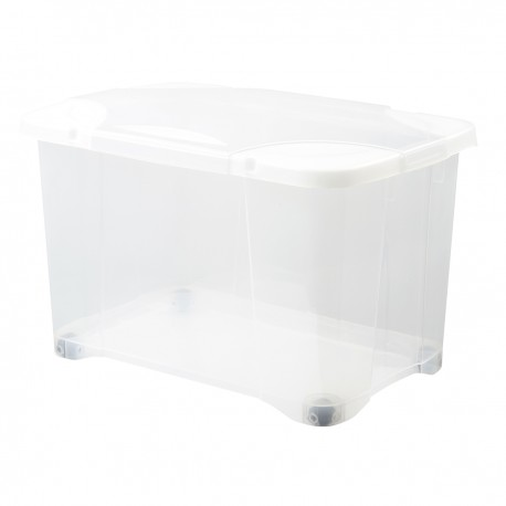 pojemnik Clip Box na kółkach 60L