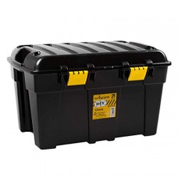 Kufer pojemnik na zabawki pudło o pojemności 48 l WHAM