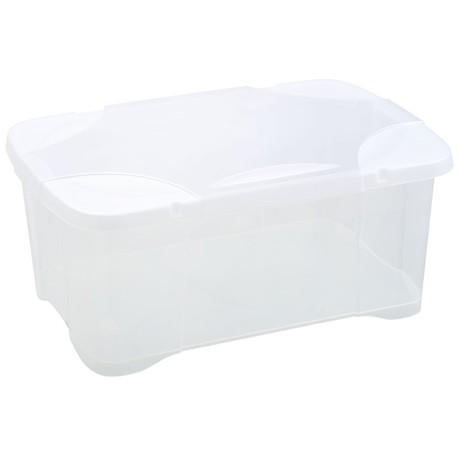 Pudełko Clip Box 30L naturalny