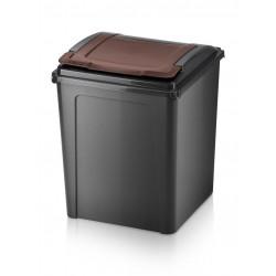 KOSZ na odpady bio 50 L