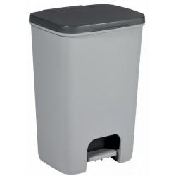 Kosz na śmieci z pedałem 40L