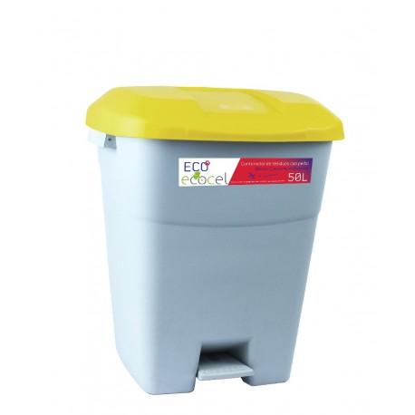 Pojemnik na odpady z pedałem eco 50 L