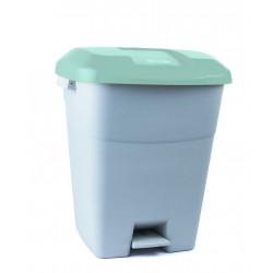 Antybakteryjny kosz na odpady z pedałem 50 L