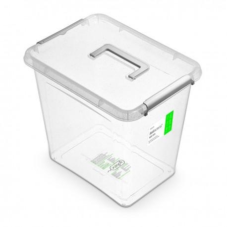 Pojemnik antybakteryjny NANO BOX 30L z rączką