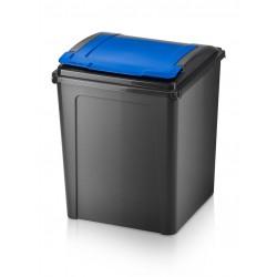 Kosz do segregacji odpadów na papier 50 L