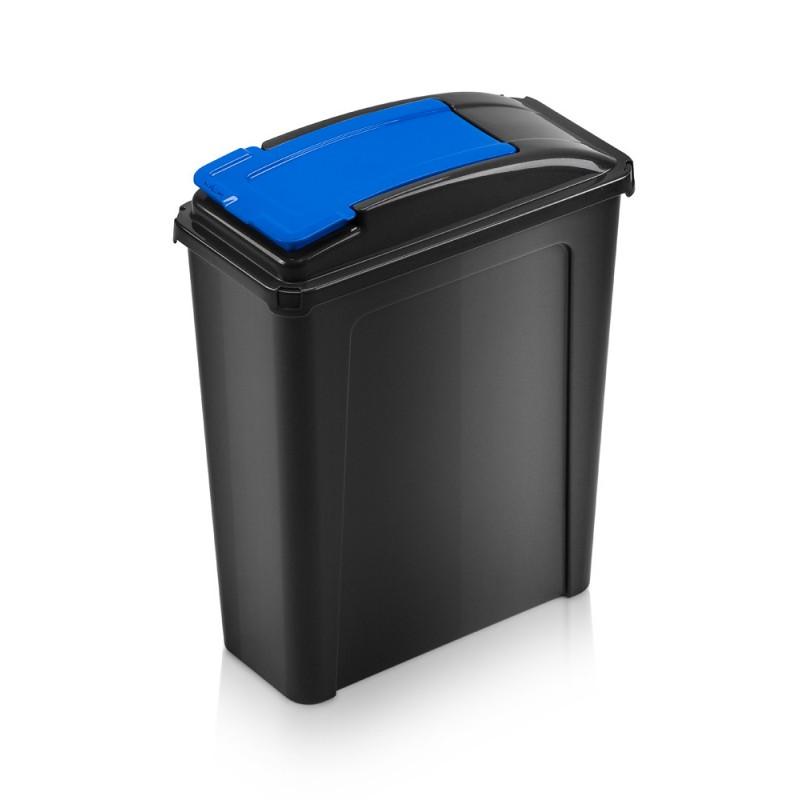 Kosz Do Segregacji śmieci Do Domu Wąski 25l Plastikbox