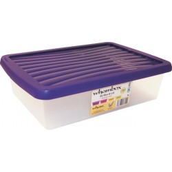 Plastikowe pudełko WHAM BOX  o pojemności 8 l