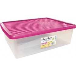 Plastikowe pudełko WHAM BOX o pojemności 23,5 l