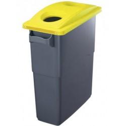 Kosz do segregacji plastik ecos 60L