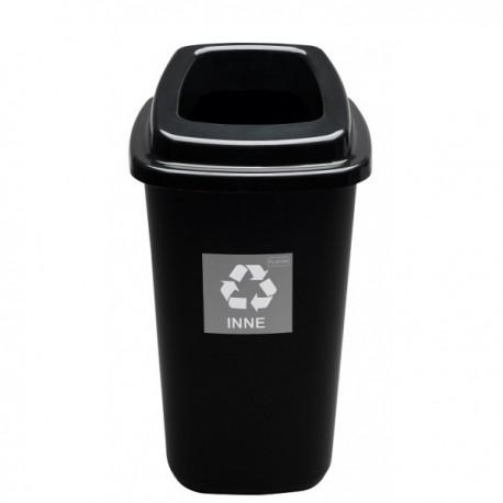Kosz do segregacji Bin 45l odpady zmieszane
